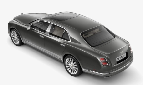 New 2020 Bentley Mulsanne for sale $356,020 at Alfa Romeo of Greenwich in Greenwich CT 06830 4