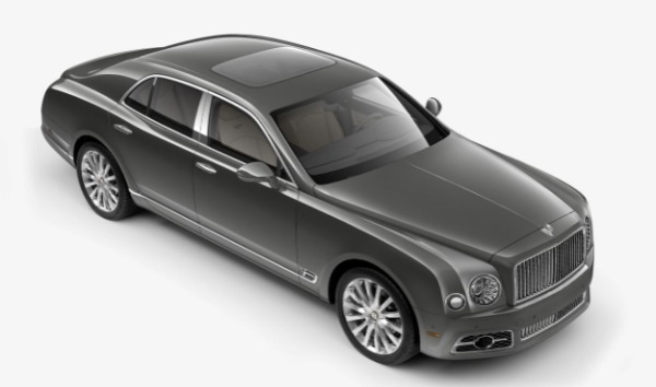 New 2020 Bentley Mulsanne for sale $356,020 at Alfa Romeo of Greenwich in Greenwich CT 06830 5