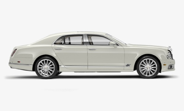 New 2020 Bentley Mulsanne for sale $363,870 at Alfa Romeo of Greenwich in Greenwich CT 06830 2