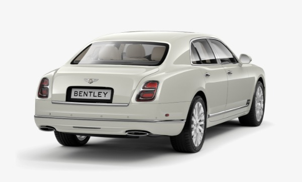 New 2020 Bentley Mulsanne for sale $363,870 at Alfa Romeo of Greenwich in Greenwich CT 06830 3