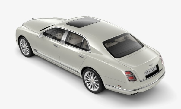 New 2020 Bentley Mulsanne for sale $363,870 at Alfa Romeo of Greenwich in Greenwich CT 06830 4