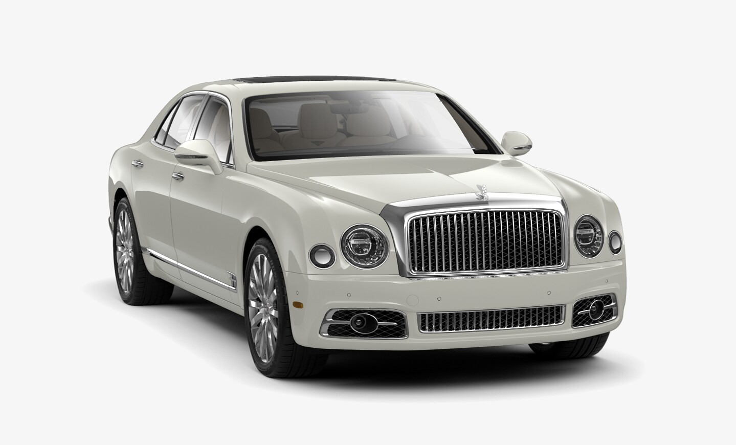New 2020 Bentley Mulsanne for sale $363,870 at Alfa Romeo of Greenwich in Greenwich CT 06830 1