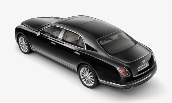 New 2020 Bentley Mulsanne for sale $356,970 at Alfa Romeo of Greenwich in Greenwich CT 06830 4