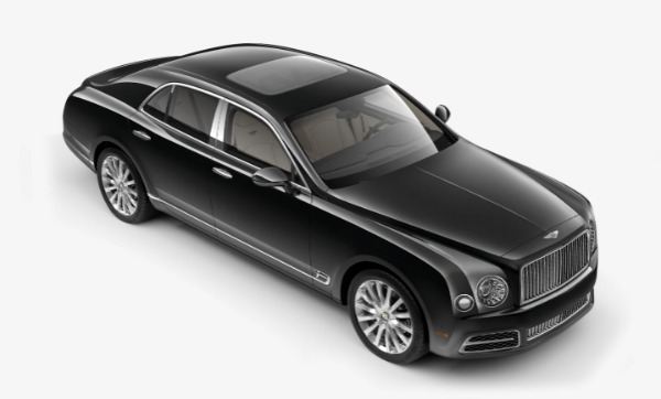 New 2020 Bentley Mulsanne for sale $356,970 at Alfa Romeo of Greenwich in Greenwich CT 06830 5