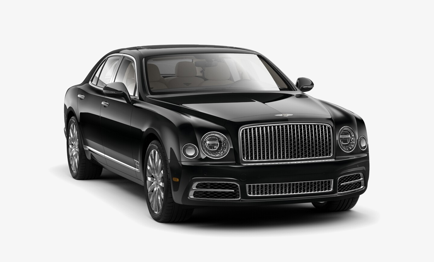 New 2020 Bentley Mulsanne for sale $356,970 at Alfa Romeo of Greenwich in Greenwich CT 06830 1