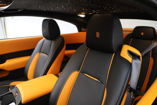 Used 2020 Rolls-Royce Wraith for sale $359,900 at Alfa Romeo of Greenwich in Greenwich CT 06830 10