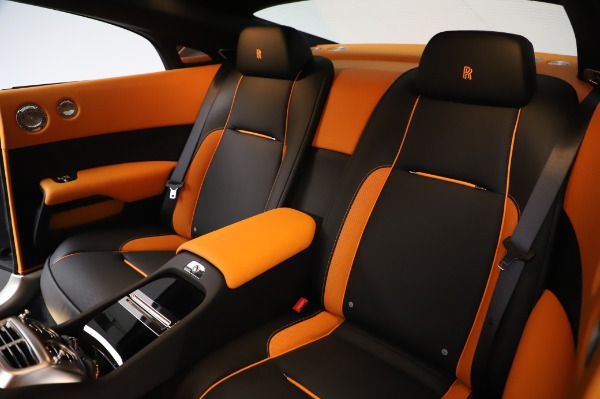 Used 2020 Rolls-Royce Wraith for sale $359,900 at Alfa Romeo of Greenwich in Greenwich CT 06830 15