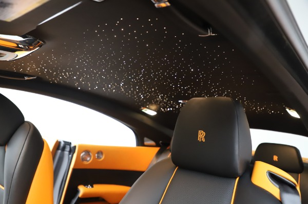 Used 2020 Rolls-Royce Wraith for sale $359,900 at Alfa Romeo of Greenwich in Greenwich CT 06830 17
