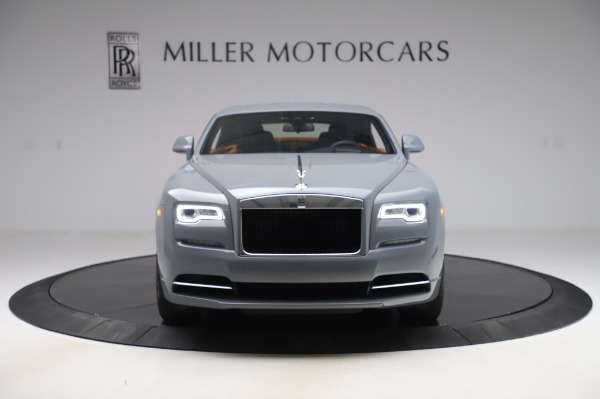 New 2020 Rolls-Royce Wraith for sale $405,625 at Alfa Romeo of Greenwich in Greenwich CT 06830 2