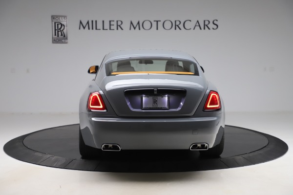 New 2020 Rolls-Royce Wraith for sale $405,625 at Alfa Romeo of Greenwich in Greenwich CT 06830 5
