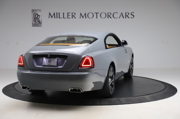 New 2020 Rolls-Royce Wraith for sale $405,625 at Alfa Romeo of Greenwich in Greenwich CT 06830 6