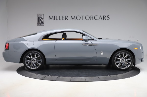 New 2020 Rolls-Royce Wraith for sale $405,625 at Alfa Romeo of Greenwich in Greenwich CT 06830 7