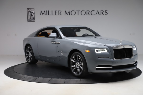 New 2020 Rolls-Royce Wraith for sale $405,625 at Alfa Romeo of Greenwich in Greenwich CT 06830 8