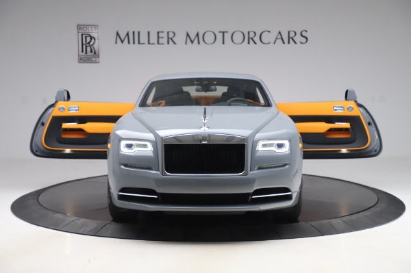 New 2020 Rolls-Royce Wraith for sale $405,625 at Alfa Romeo of Greenwich in Greenwich CT 06830 9