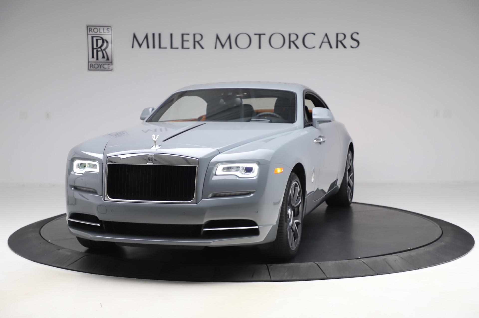 New 2020 Rolls-Royce Wraith for sale $405,625 at Alfa Romeo of Greenwich in Greenwich CT 06830 1
