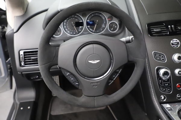 Used 2017 Aston Martin V12 Vantage S Roadster for sale Sold at Alfa Romeo of Greenwich in Greenwich CT 06830 23