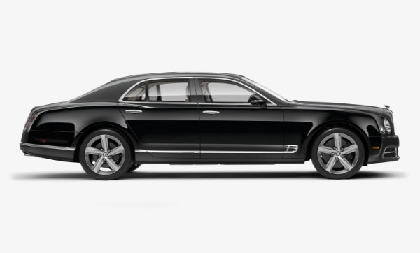 New 2020 Bentley Mulsanne Speed for sale Sold at Alfa Romeo of Greenwich in Greenwich CT 06830 2