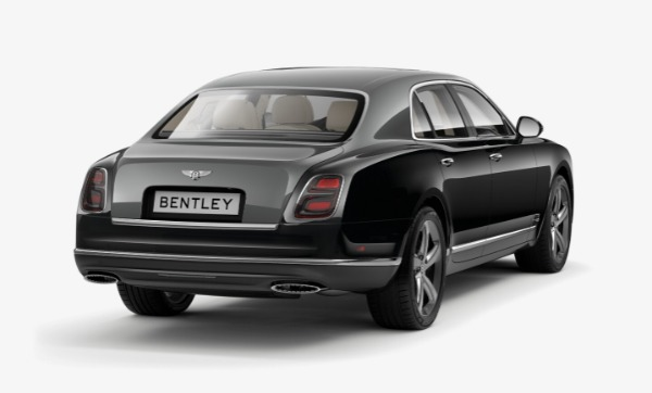 New 2020 Bentley Mulsanne Speed for sale Sold at Alfa Romeo of Greenwich in Greenwich CT 06830 3
