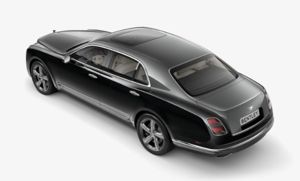 New 2020 Bentley Mulsanne Speed for sale Sold at Alfa Romeo of Greenwich in Greenwich CT 06830 4
