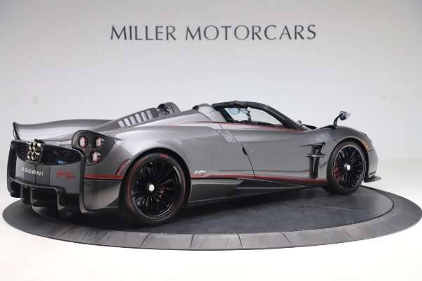 Used 2017 Pagani Huayra Roadster for sale Call for price at Alfa Romeo of Greenwich in Greenwich CT 06830 12