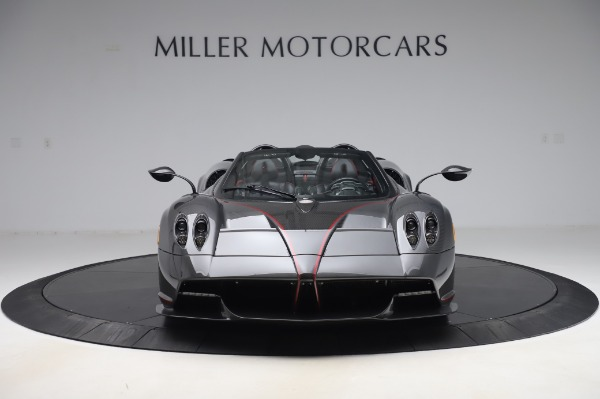 Used 2017 Pagani Huayra Roadster for sale Call for price at Alfa Romeo of Greenwich in Greenwich CT 06830 16