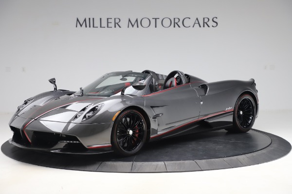 Used 2017 Pagani Huayra Roadster for sale Call for price at Alfa Romeo of Greenwich in Greenwich CT 06830 2