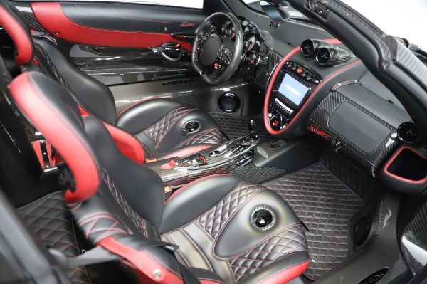 Used 2017 Pagani Huayra Roadster for sale Call for price at Alfa Romeo of Greenwich in Greenwich CT 06830 26