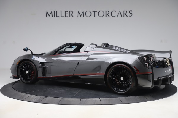 Used 2017 Pagani Huayra Roadster for sale Call for price at Alfa Romeo of Greenwich in Greenwich CT 06830 4