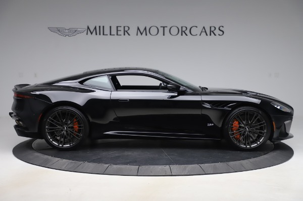 New 2020 Aston Martin DBS Superleggera Coupe for sale $328,786 at Alfa Romeo of Greenwich in Greenwich CT 06830 10