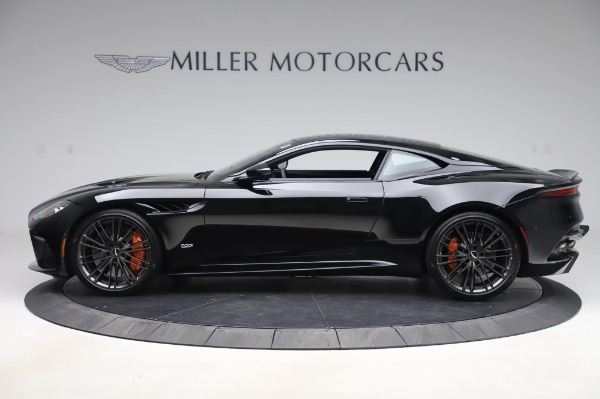 New 2020 Aston Martin DBS Superleggera Coupe for sale $328,786 at Alfa Romeo of Greenwich in Greenwich CT 06830 4