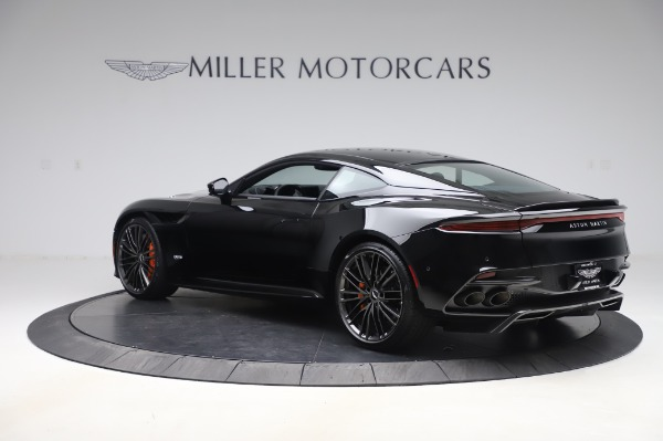 New 2020 Aston Martin DBS Superleggera for sale $328,786 at Alfa Romeo of Greenwich in Greenwich CT 06830 6