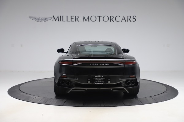 New 2020 Aston Martin DBS Superleggera for sale $328,786 at Alfa Romeo of Greenwich in Greenwich CT 06830 7