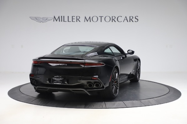 New 2020 Aston Martin DBS Superleggera Coupe for sale $328,786 at Alfa Romeo of Greenwich in Greenwich CT 06830 8