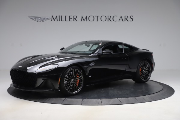 New 2020 Aston Martin DBS Superleggera for sale $328,786 at Alfa Romeo of Greenwich in Greenwich CT 06830 1
