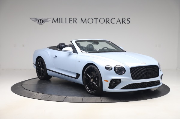 New 2020 Bentley Continental GTC V8 for sale $280,475 at Alfa Romeo of Greenwich in Greenwich CT 06830 11