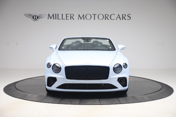 New 2020 Bentley Continental GTC V8 for sale $280,475 at Alfa Romeo of Greenwich in Greenwich CT 06830 13