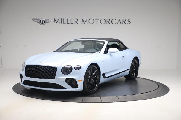 New 2020 Bentley Continental GTC V8 for sale $280,475 at Alfa Romeo of Greenwich in Greenwich CT 06830 14