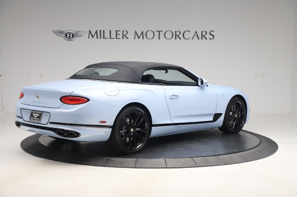 New 2020 Bentley Continental GTC V8 for sale $280,475 at Alfa Romeo of Greenwich in Greenwich CT 06830 17