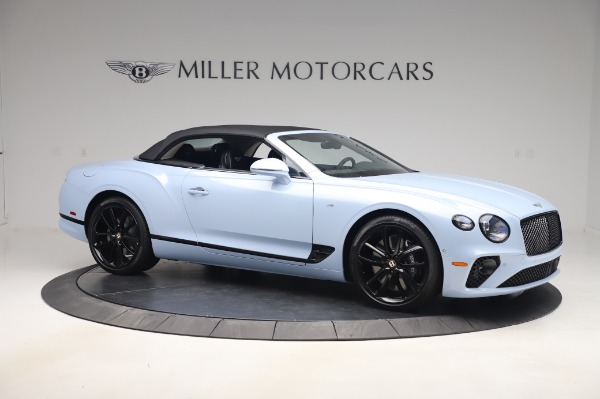 New 2020 Bentley Continental GTC V8 for sale $280,475 at Alfa Romeo of Greenwich in Greenwich CT 06830 19