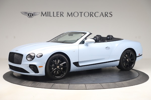 New 2020 Bentley Continental GTC V8 for sale $280,475 at Alfa Romeo of Greenwich in Greenwich CT 06830 2