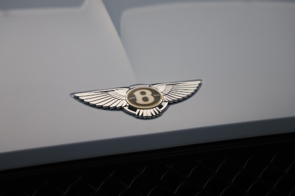 New 2020 Bentley Continental GTC V8 for sale $280,475 at Alfa Romeo of Greenwich in Greenwich CT 06830 20