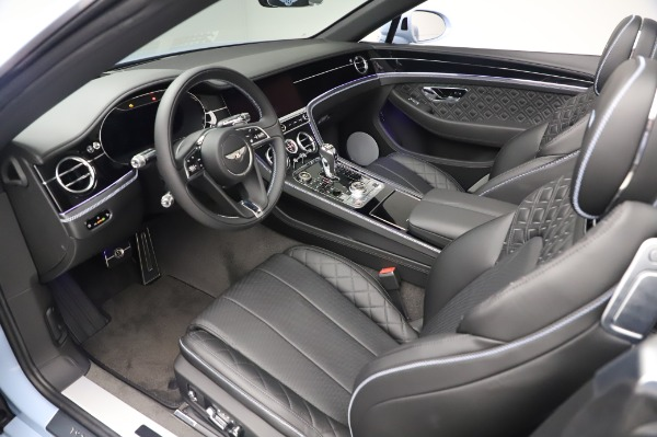 New 2020 Bentley Continental GTC V8 for sale $280,475 at Alfa Romeo of Greenwich in Greenwich CT 06830 24