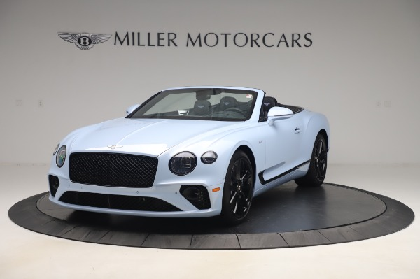 New 2020 Bentley Continental GTC V8 for sale $280,475 at Alfa Romeo of Greenwich in Greenwich CT 06830 1