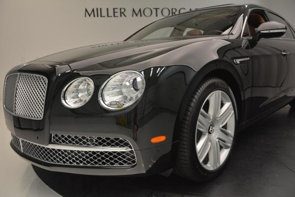 Used 2016 Bentley Flying Spur W12 for sale Sold at Alfa Romeo of Greenwich in Greenwich CT 06830 22
