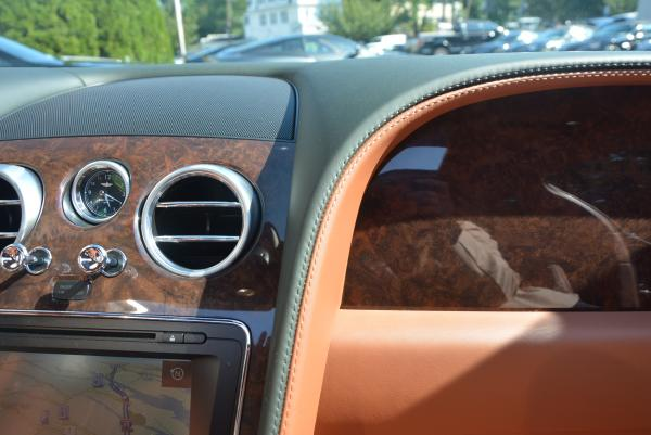 Used 2016 Bentley Flying Spur W12 for sale Sold at Alfa Romeo of Greenwich in Greenwich CT 06830 28