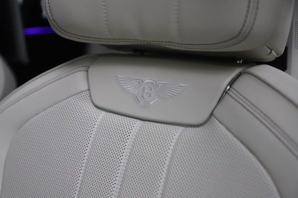 New 2020 Bentley Flying Spur W12 for sale Sold at Alfa Romeo of Greenwich in Greenwich CT 06830 21