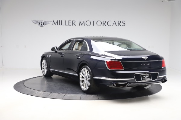 New 2020 Bentley Flying Spur W12 for sale Sold at Alfa Romeo of Greenwich in Greenwich CT 06830 5