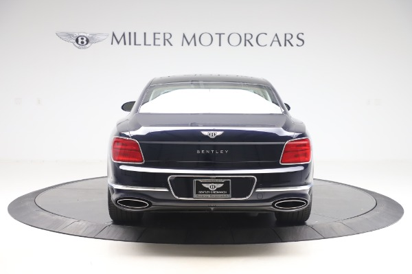 New 2020 Bentley Flying Spur W12 for sale Sold at Alfa Romeo of Greenwich in Greenwich CT 06830 6