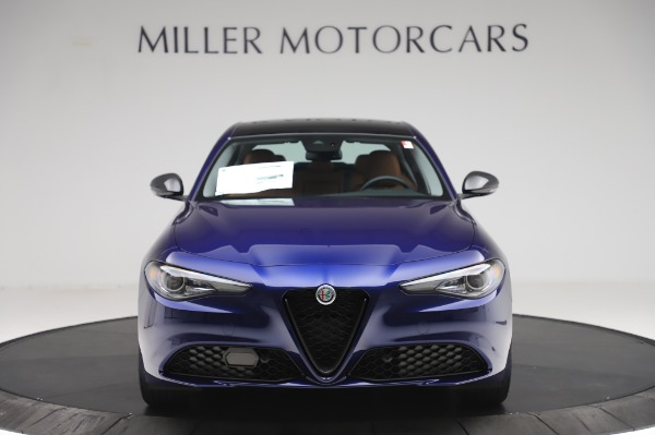 New 2020 Alfa Romeo Giulia Q4 for sale $42,845 at Alfa Romeo of Greenwich in Greenwich CT 06830 11