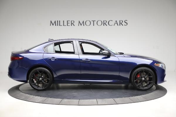 New 2020 Alfa Romeo Giulia Q4 for sale $42,845 at Alfa Romeo of Greenwich in Greenwich CT 06830 8